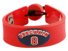 Washington Capitals Alexander Ovechkin Game Wear Hockey Bracelet Gameday & Tailgate