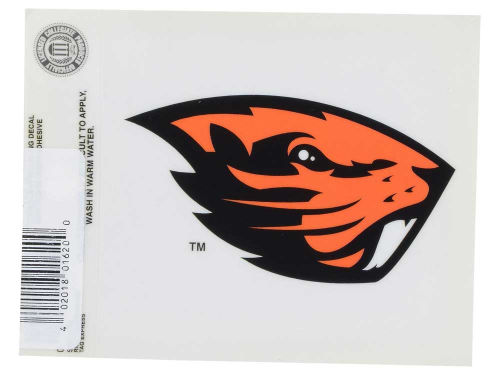 Oregon State Beavers Rico Industries Static Cling Decal