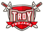 Troy University Trojans Rico Industries Static Cling Decal Auto Accessories