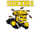 Wichita State Shockers Rico Industries Static Cling Decal Auto Accessories