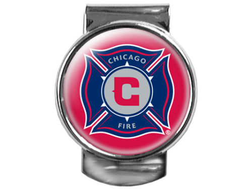 Chicago Fire Great American Products 35mm Money Clip
