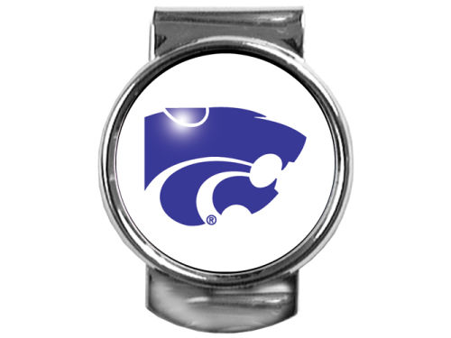 Kansas State Wildcats Great American Products 35mm Money Clip