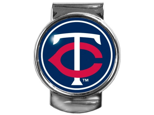 Minnesota Twins Great American Products 35mm Money Clip