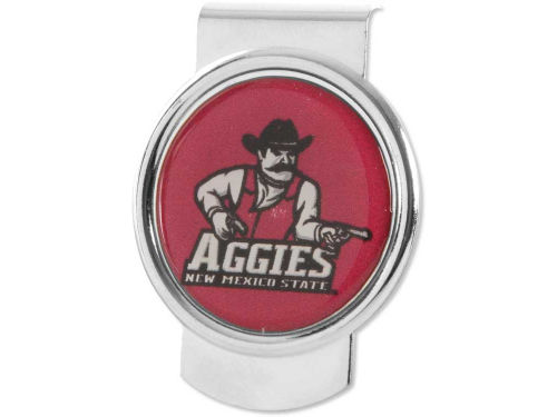 New Mexico State Aggies Great American Products 35mm Money Clip