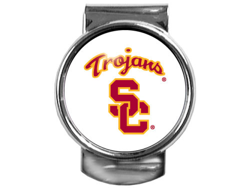 USC Trojans 35mm Money Clip