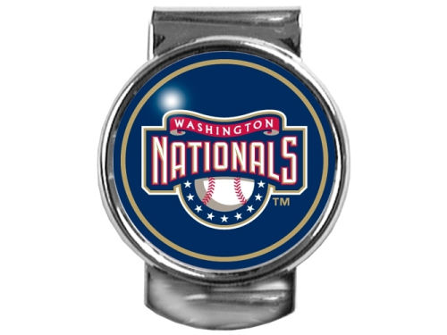 Washington Nationals 35mm Money Clip