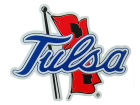 Tulsa Golden Hurricane Vinyl Decal Auto Accessories
