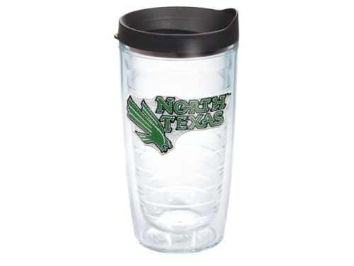 North Texas Mean Green Tervis Tumbler NCAA 16oz Tumbler-TT
