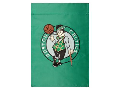 Boston Celtics Garden Flag