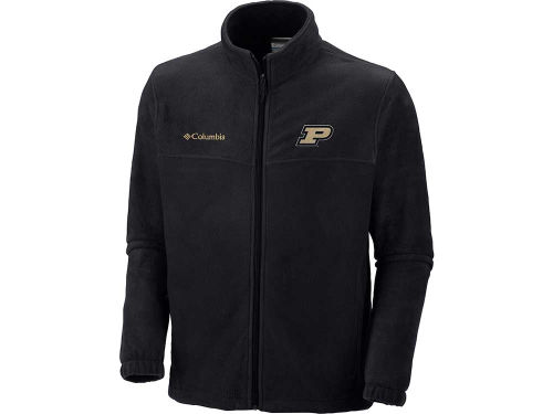 Purdue Boilermakers NCAA Flanker Full Zip Jacket