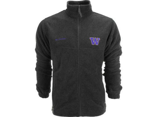 Washington Huskies NCAA Flanker Full Zip Jacket