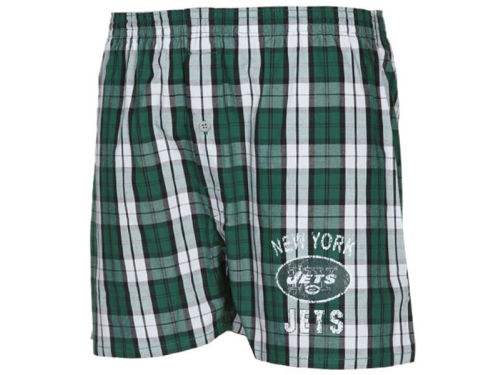 New York Jets College Concepts NFL Historic Boxer