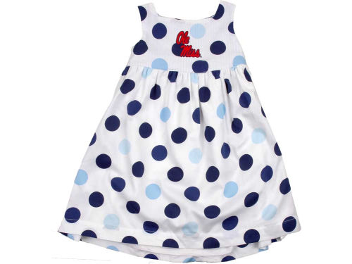 Mississippi Rebels NCAA Toddler Girls Soiree Dress