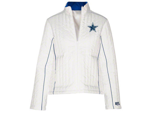 Dallas Cowboys NFL Womens Quilted Jacket