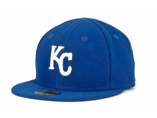 Kansas City Royals New Era MLB Authentic Collection 59FIFTY Cap Hats
