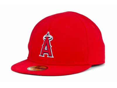 Los Angeles Angels of Anaheim MLB Authentic Collection 59FIFTY Cap Hats