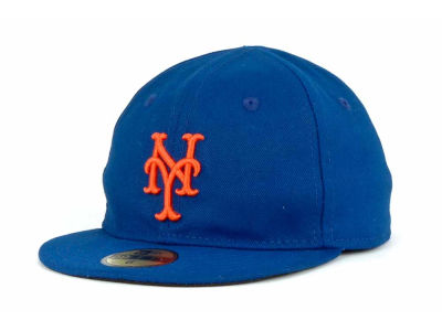 New York Mets MLB Authentic Collection 59FIFTY Cap Hats
