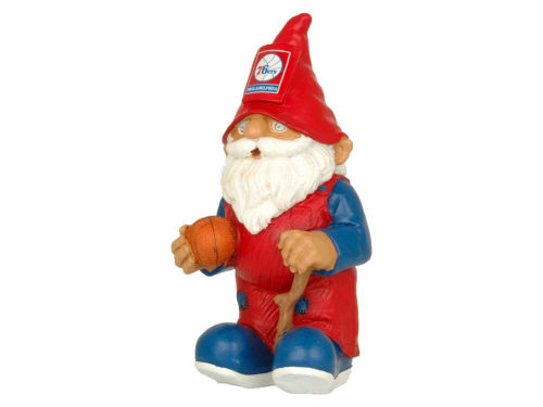 Philadelphia 76ers Mini Gnome