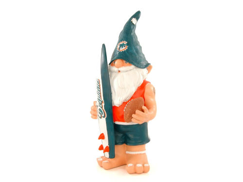 Miami Dolphins Team Thematic Gnome