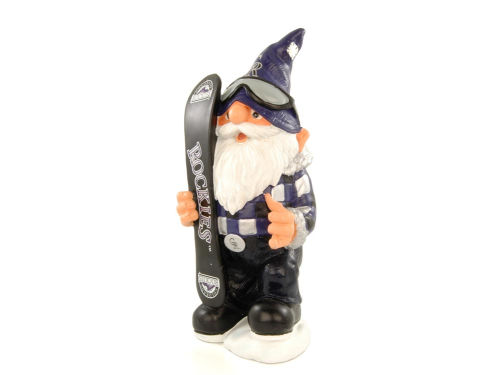 Colorado Rockies Team Thematic Gnome