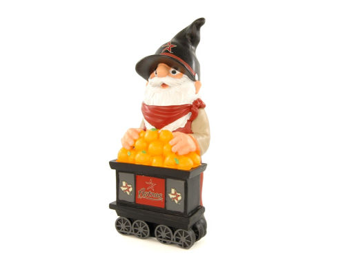 Houston Astros Team Thematic Gnome