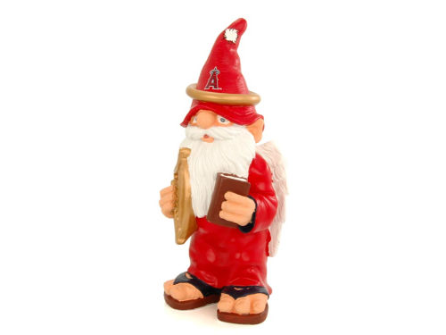 Los Angeles Angels of Anaheim Team Thematic Gnome