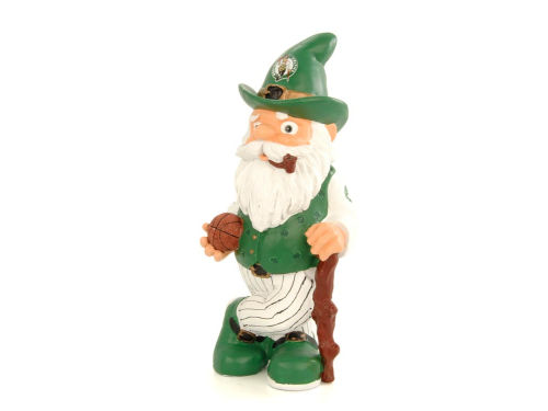 Boston Celtics Forever Collectibles Team Thematic Gnome