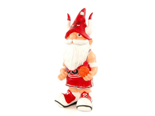 Chicago Bulls Forever Collectibles Team Thematic Gnome