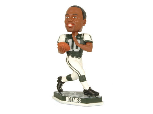 New York Jets Santonio Holmes NFL End Zone Bobblehead