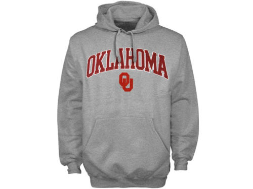 Oklahoma Sooners Outerstuff NCAA GS Hooded Fleece