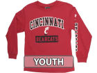 Cincinnati Bearcats Outerstuff NCAA Youth GS Arch Long Sleeve T-Shirt T-Shirts