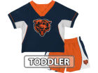 Chicago Bears Outerstuff NFL Toddler 2PC Raglan Short Set Infant Apparel