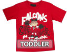 Atlanta Falcons Outerstuff NFL Toddler Cheerleader Power T-Shirt T-Shirts