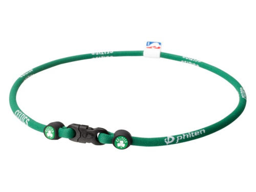 Boston Celtics Phiten NBA X30 22in Necklace
