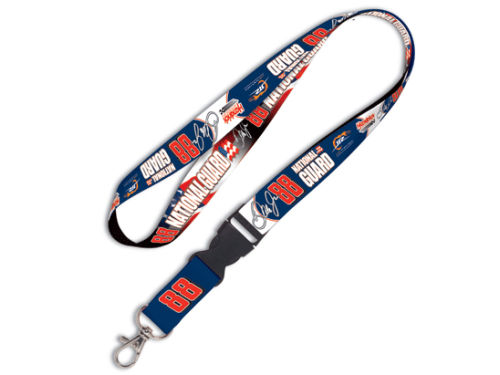 Dale Earnhardt Jr. Wincraft NASCAR Lanyard with Detachable Buckle