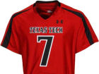 Texas Tech Red Raiders # 7 NCAA Replica Football Jersey Jerseys