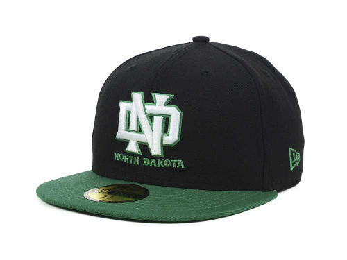 North Dakota New Era NCAA 2 Tone 59FIFTY Cap Hats