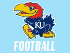 Kansas Jayhawks Vinyl Decal Auto Accessories