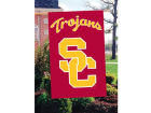 USC Trojans Applique House Flag Collectibles