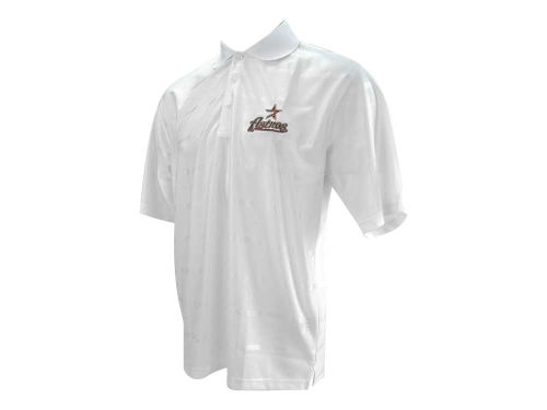 Houston Astros Antigua MLB Men's Tone Polo Shirt
