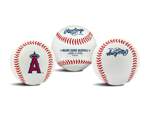 Los Angeles Angels Jarden Sports The Original Team Logo Baseball