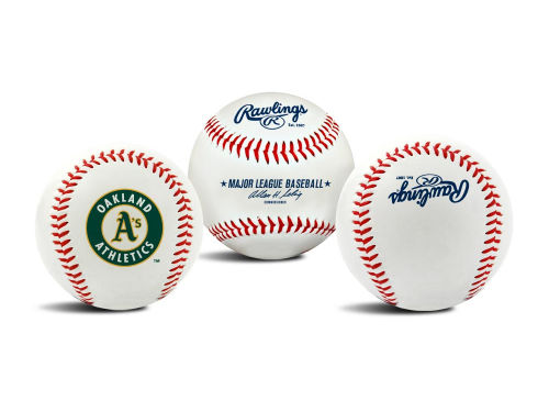 Oakland Athletics Jarden Sports The Original Team Logo Baseball