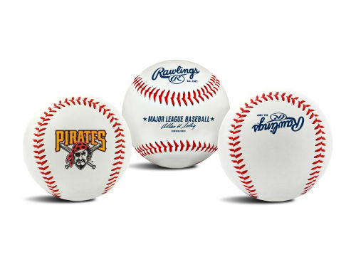 Pittsburgh Pirates The Original Team Logo Baseball