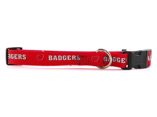 Wisconsin Badgers Hunter Manufacturing Large Dog Collar