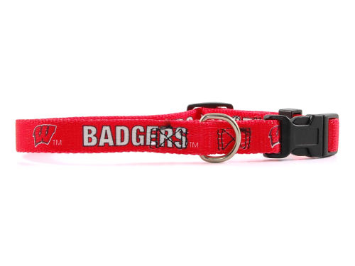Wisconsin Badgers Hunter Manufacturing Small Dog Collar