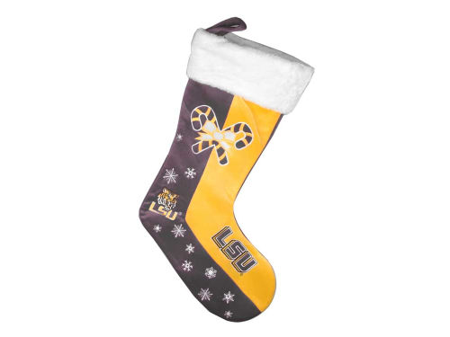 LSU Tigers Team Logo Stocking