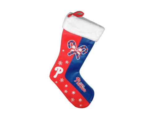 Philadelphia Phillies Team Logo Stocking