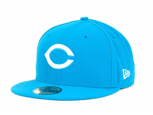 Cincinnati Reds New Era MLB C-Dub 59FIFTY Cap Hats