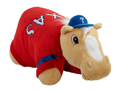Texas Rangers Team Pillow Pets
