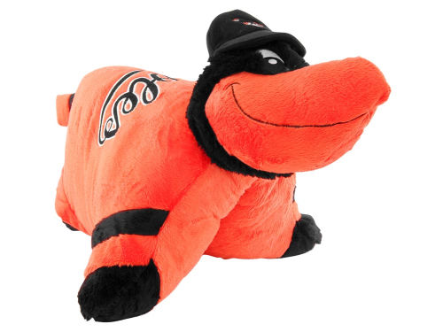Baltimore Orioles Team Pillow Pets